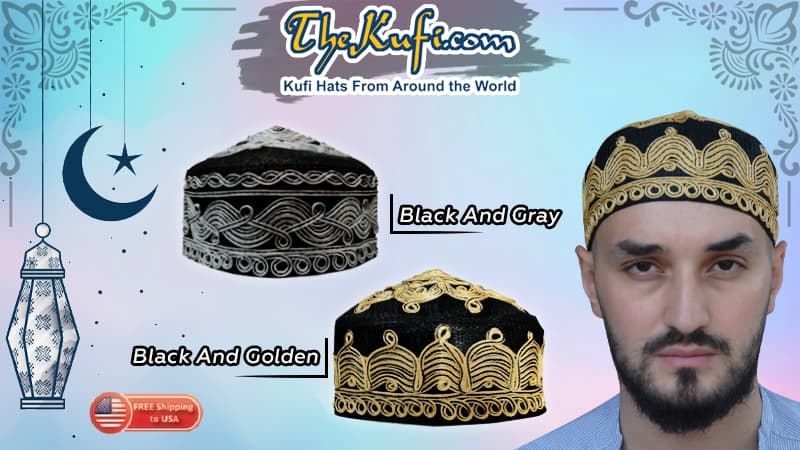 Macramé Kufi Hats | TheKufi®