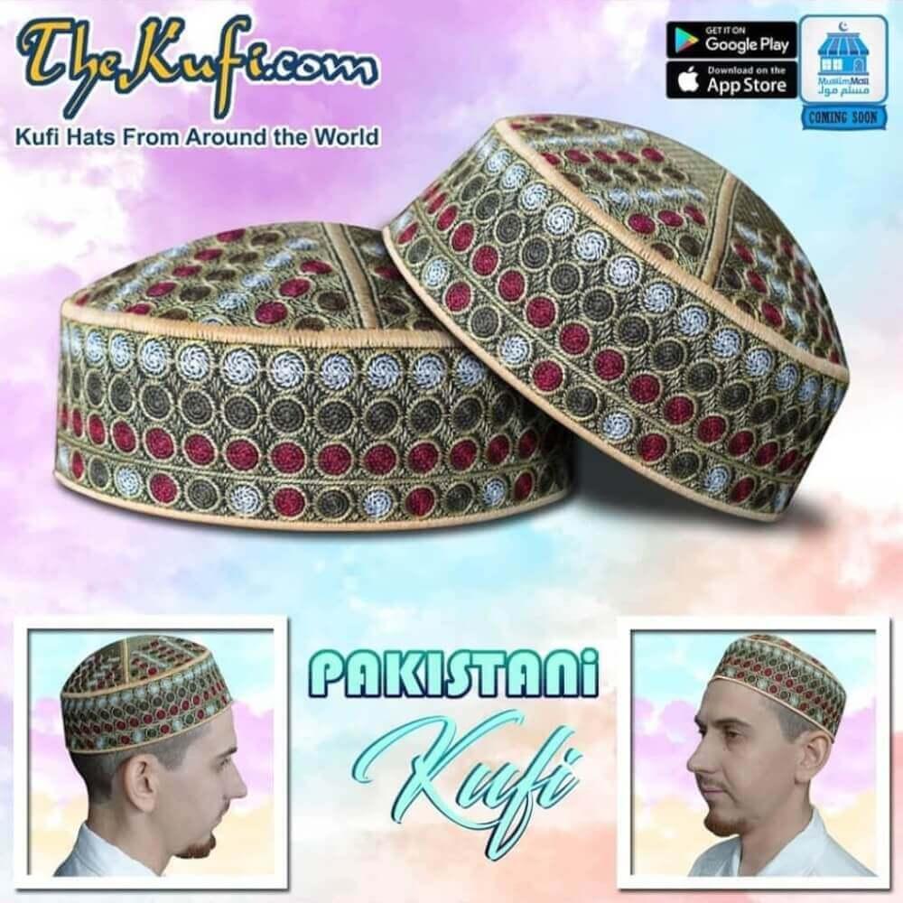 Pakistani style Kufis