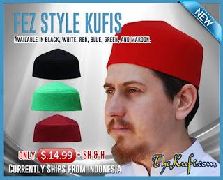 FEZ-STYLE HATS