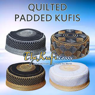 Muslim Kufi Hats
