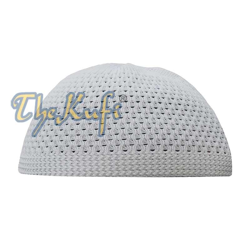 nylon open weave kufi hat