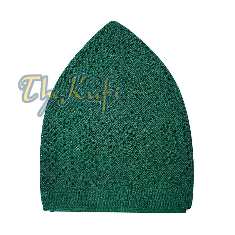 Machine Knit Open-work Turkish Kufi Caps